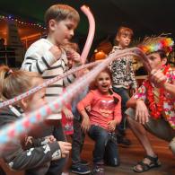 """Гавайский праздник для детей в """"Тики-Баре"""" на Баррикадной, Москва"""