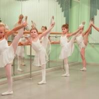 """Иданко"", балетная школа в Москве"