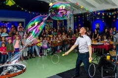 """""""Пузыри-шоу"""", шоу мыльных пузырей на детский праздник в Хабаровске"""