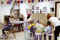 """""""Хочу рисовать!"""", творческая студия для всей семьи на Юго-Западной, Москва"""