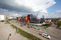 """""""Юбилейный"""", торговый центр в Железнодорожном районе, Хабаровск"""
