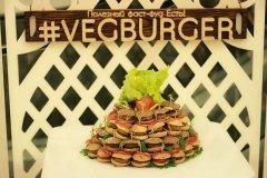 """""""Вегбургер"""", вегетарианское кафе быстрого питания, вегетарианский фастфуд в ТРЦ """"Сила воли"""", Екатеринбург"""