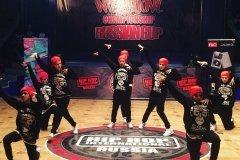 Brf crew, школа танцев в Южном округе, Москва