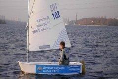 Детско-юношеская парусная школа ЦСК ВМФ для детей 8-15 лет на севере Москвы