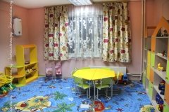 London, частный детский сад на Металлургов в Красноярске