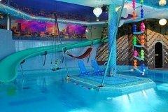 """""""Майами Бис"""", мини-аквапарк на Никитина в Новосибирске"""
