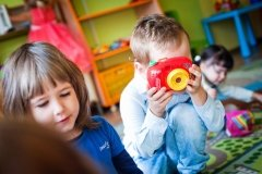 Apple Tree Nursery School, Монтессори-сад в Москве