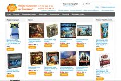 Banzgames.ru, интернет-магазин настольных игр, Москва
