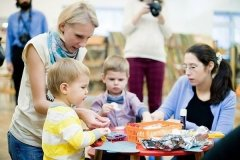 Mamas' Place (Мамас Плейс), семейный клуб для мам и детей от рождения до 6 лет в культурном центре ЗИЛ, Москва