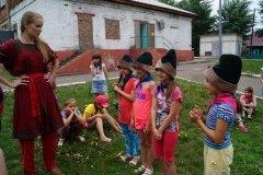 """""""Богатырская застава"""", исторические праздники для детей и взрослых в Красноярске"""