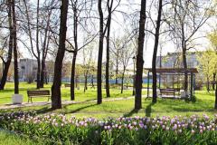Семеновский парк в ВАО, Москва