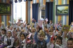 Детская библиотека № 81, информационный интеллект-центр для детей с ограниченными возможностями здоровья на Саратовской, Москва