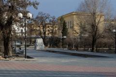 Комсомольский сад, Волгоград