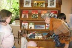 Детская библиотека №72 ЦБС ЮВАО в Лефортово, Москва
