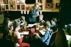 English Street Club (Инглиш Стрит Клаб), языковой клуб для детей и взрослых на Смоленской, Москва