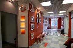 """""""Старт"""", детская школа искусств архитектурно-художественного профиля на Баррикадной, Москва"""