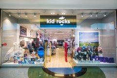 "Kid Rocks, ""Кид Рокс"", магазин товаров для детей в ТЦ ""Метрополис"", Москва"