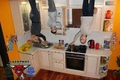 """""""Дом вверх дном"""", аттракцион для всей семьи, Челябинск"""