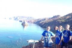 """""""Караван Тур"""", палаточный лагерь для детей 13-16 лет на берегу Средиземного моря, остров Сардиния, Италия"""