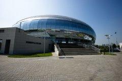 Динамо, дворец спорта в Крылатском