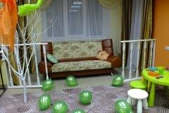 """""""Лимпопо"""", развлекательный детский центр на Гурьевской, Новосибирск (закрыт)"""