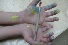 """""""Крылья"""", арт-студия, рисование для детей, Новосибирск"""