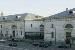 Музей Москвы на Зубовском бульваре, выставочные залы в Провиантских складах, Москва