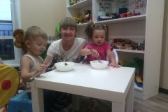Домашний детский сад на Кубовой, Новосибирск