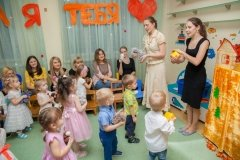 """""""Малышандия"""", детский клуб-сад на Пермякова, Тюмень"""
