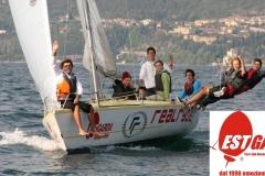 Est Garda Vela a.s.d., яхтенный языковой лагерь для детей 10-17 лет в Италии