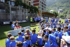 Nike Camp (Найк Кэмп), международные футбольные и баскетбольные лагеря в Испании, Андорра
