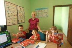 Lingvo, школа английского и испанского языков в Жулебино, Москва