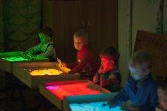 """""""Море"""", студия песочной анимации и арт-терапии для детей от 2 лет и взрослых на Светланской, Владивосток"""