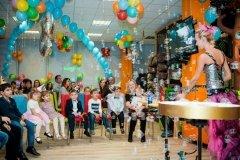"""Голдэн Бэйби"" (Golden Baby), детское кафе в районе ФМР, Краснодар"