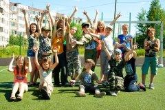 Gemini (Джемини), городской творческий лагерь в детском центре в Гатчине