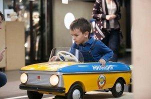 Музей автомобильных историй на Войковской, Москва