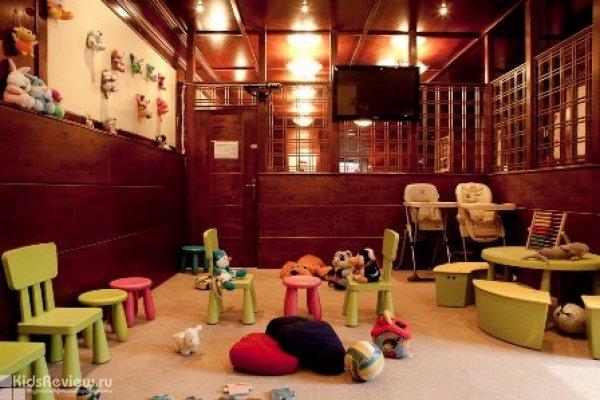 Чикко Клуб (Cicco Club), итальянский ресторан с детской комнатой на юго-западе Москвы
