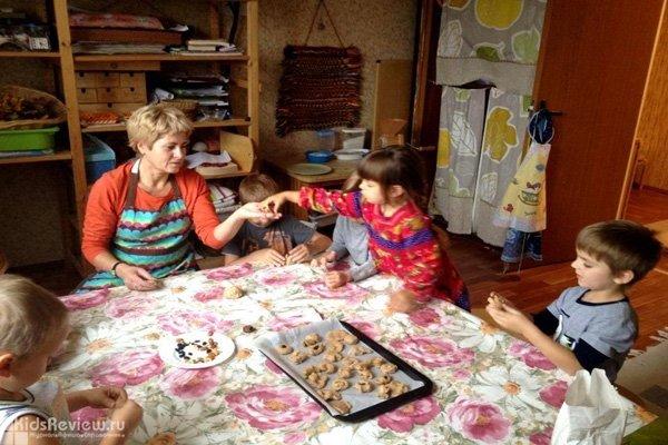 """""""Домик тыквы"""", частный детский сад в Бутово, Москва"""
