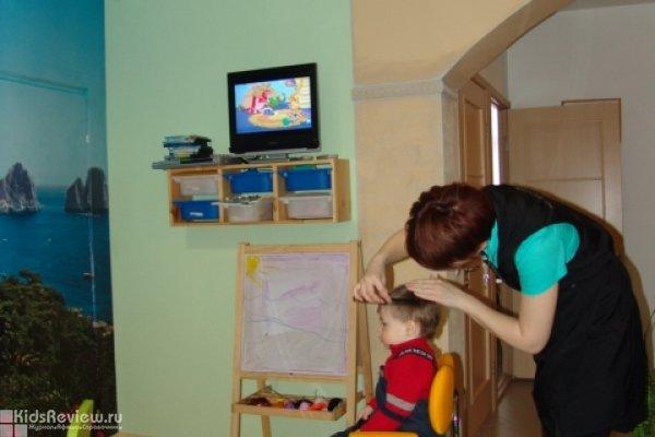 Александриа, семейный салон красоты с детской комнатой в Перми