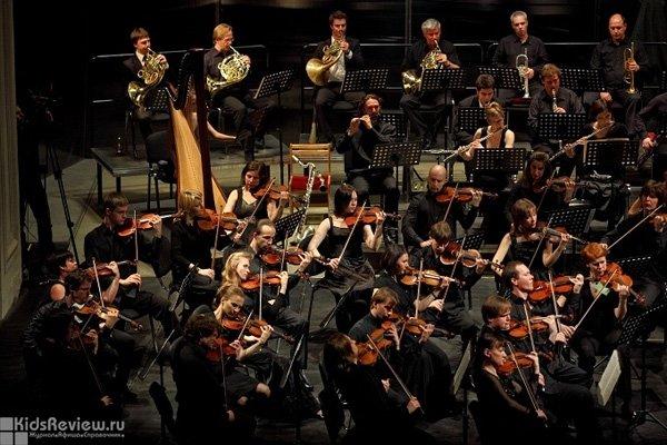Концерт камерного оркестра MusicAeterna для детей от 6 лет в Органном концертном зале Перми