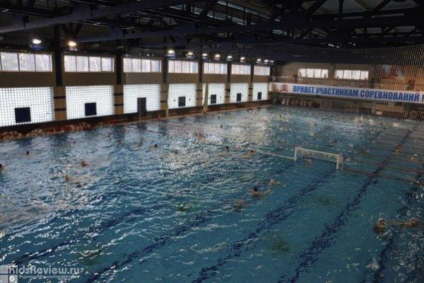 """""""Радужный"""", бассейн и каток при ДЮСШ №7 Мосспорта в Ново-Переделкино"""