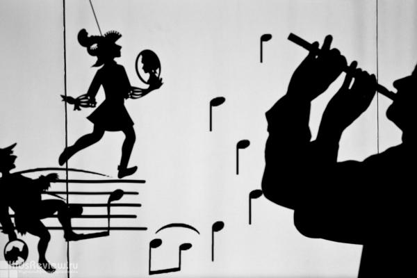 """""""Признак оперы"""", спектакль театра """"Студия Т"""" для зрителей от 7 лет в Московском театре кукол на Таганке"""