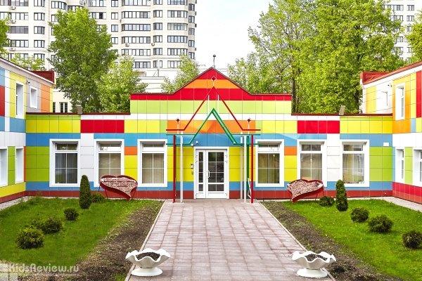 """""""Развитие XXI век"""", частный сад на Профсоюзной, Москва"""
