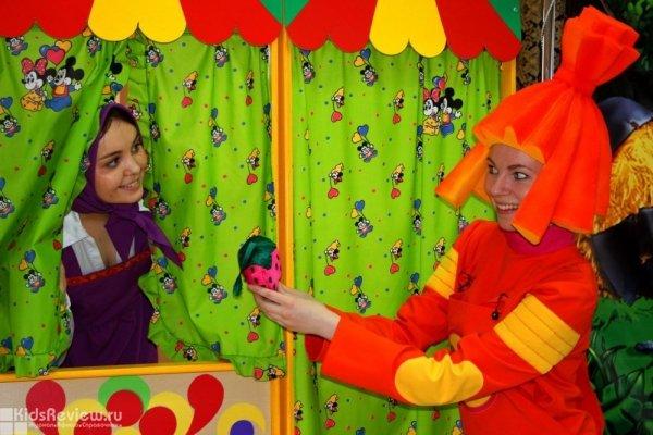 WOW, организация праздников, детские праздники, шоу на праздник, аниматоры на детский праздник в Нижнем Новгороде
