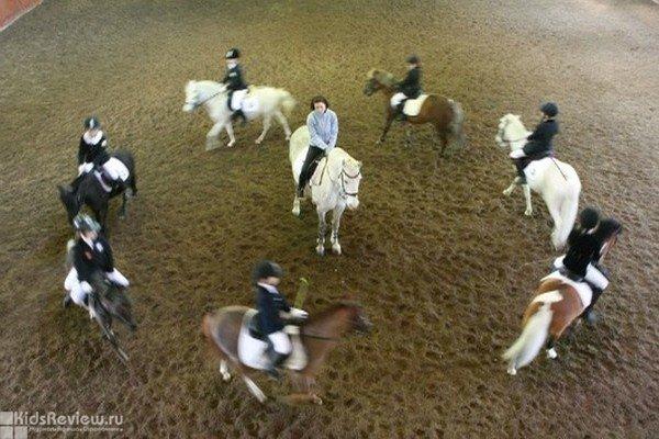 """""""Измайлово"""", конный клуб для детей от 3 лет в Измайловском лесопарке, Москва"""
