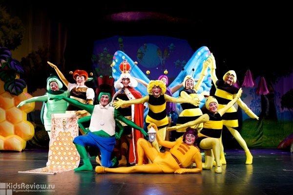 """""""Пчелка Майя"""", спектакль для детей от 3 лет в Окружном доме офицеров, Самара"""