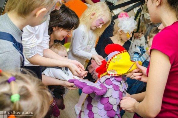 """""""Мармеладная страна"""", игротека, мастер-классы и проведение праздников, Новосибирск"""