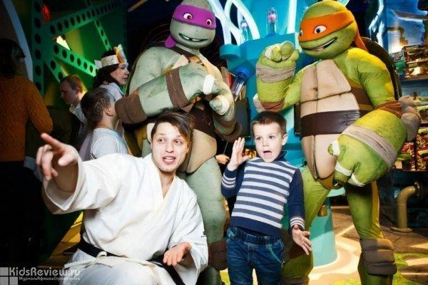Hamleys, магазин детских игрушек в Москве