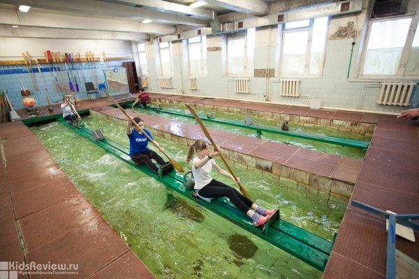СШОР МГФСО по гребле на байдарках и каноэ в Москве, гребля для детей от 9 лет, Крылатское