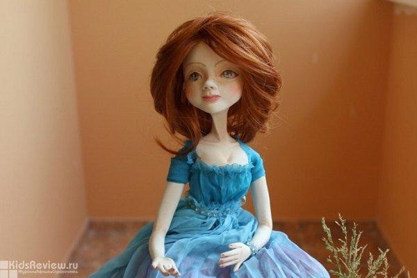 """""""Мир кукол"""", субботняя программа для всей семьи в Музее янтаря, Калининград"""